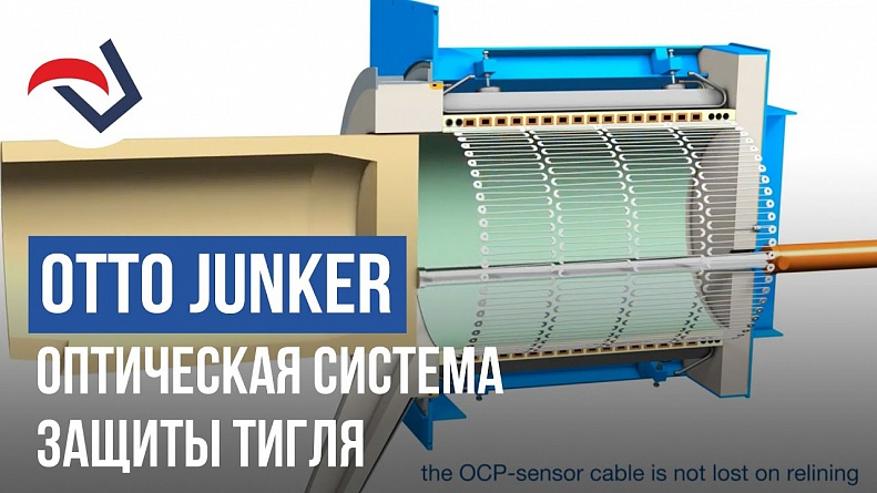 OTTO JUNKER Optical Coil Protection